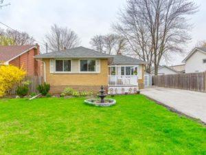 third line Oakville house for sale